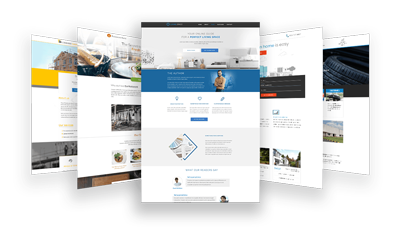 Thrive Architect comes with over 220 landing page designs out of the box