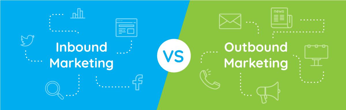 inbound marketing vs outbound marketing - is inbound marketing effective
