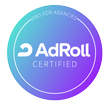 Adroll Pro Certified