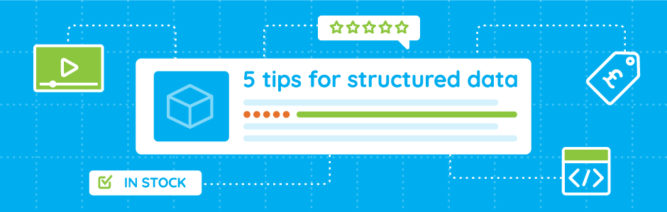 structured data tips