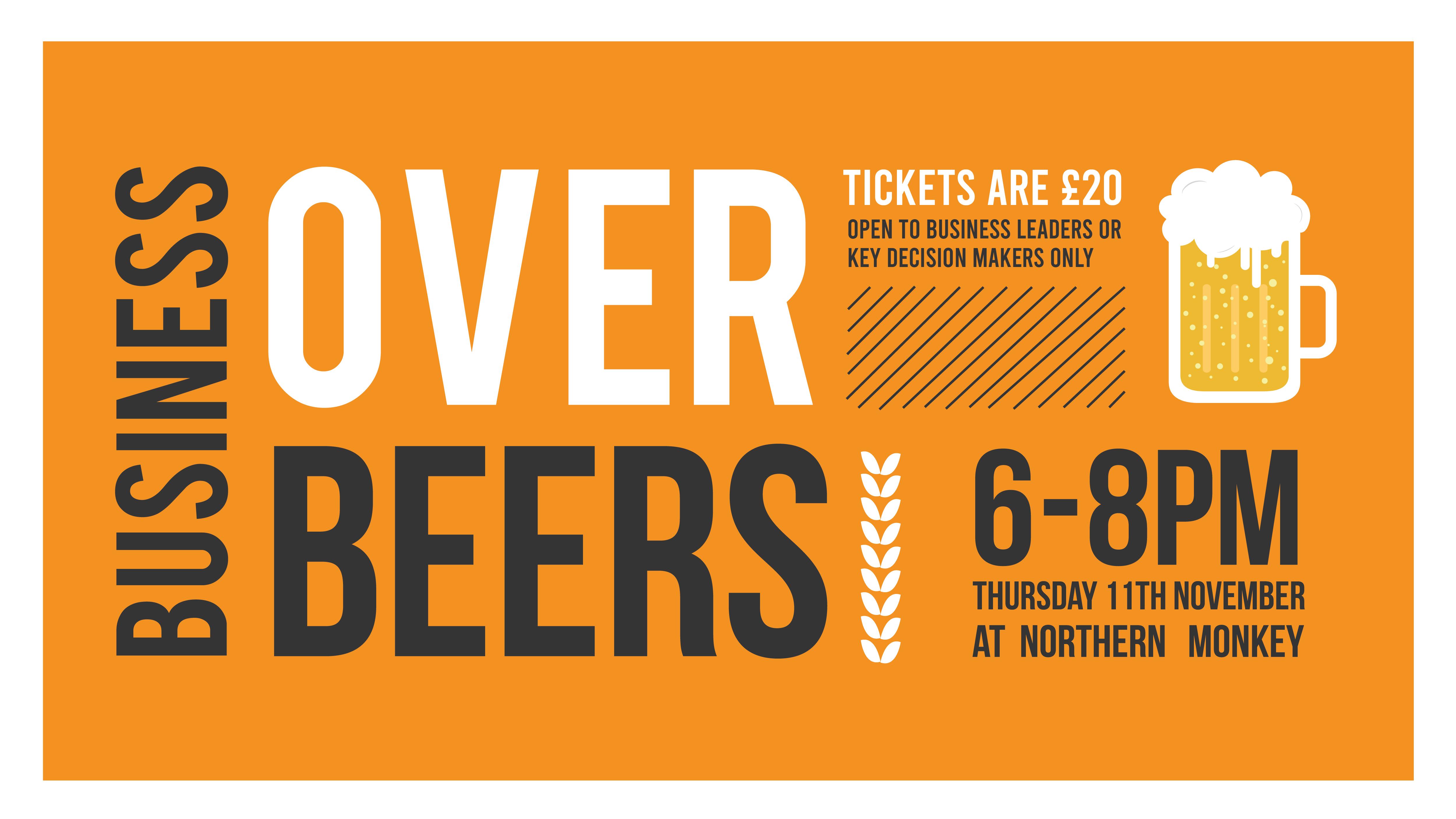 Business Over Beers November 2021